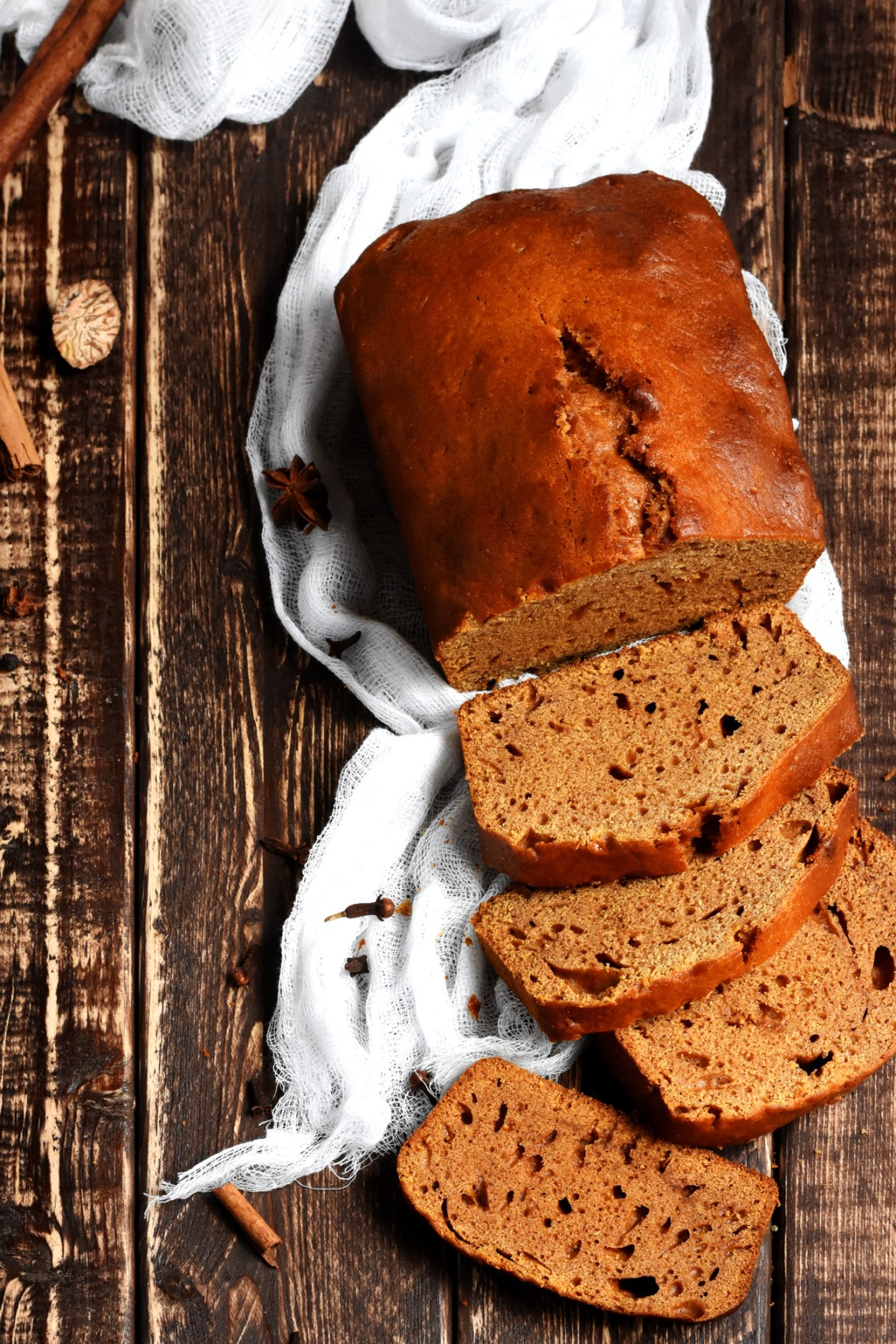 Honey and Citrus Spiced Bread (4)