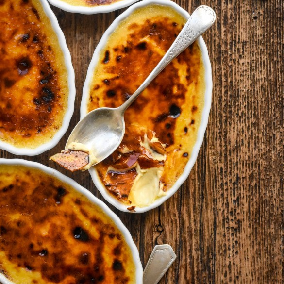 classic french creme brulee
