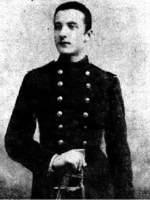 Ο Κωνσταντίνος Καραθεοδωρής στην στρατιωτική σχολή