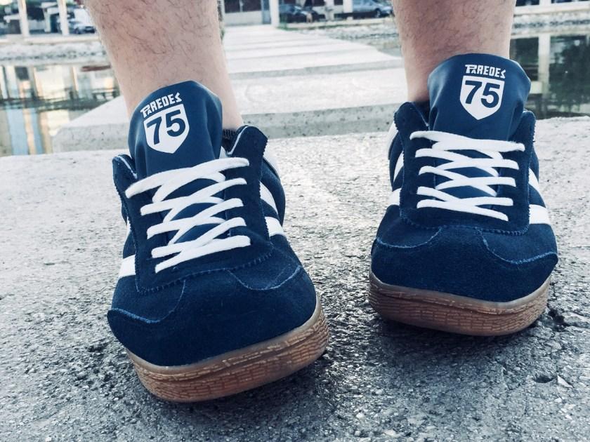 Zapatillas Paredes