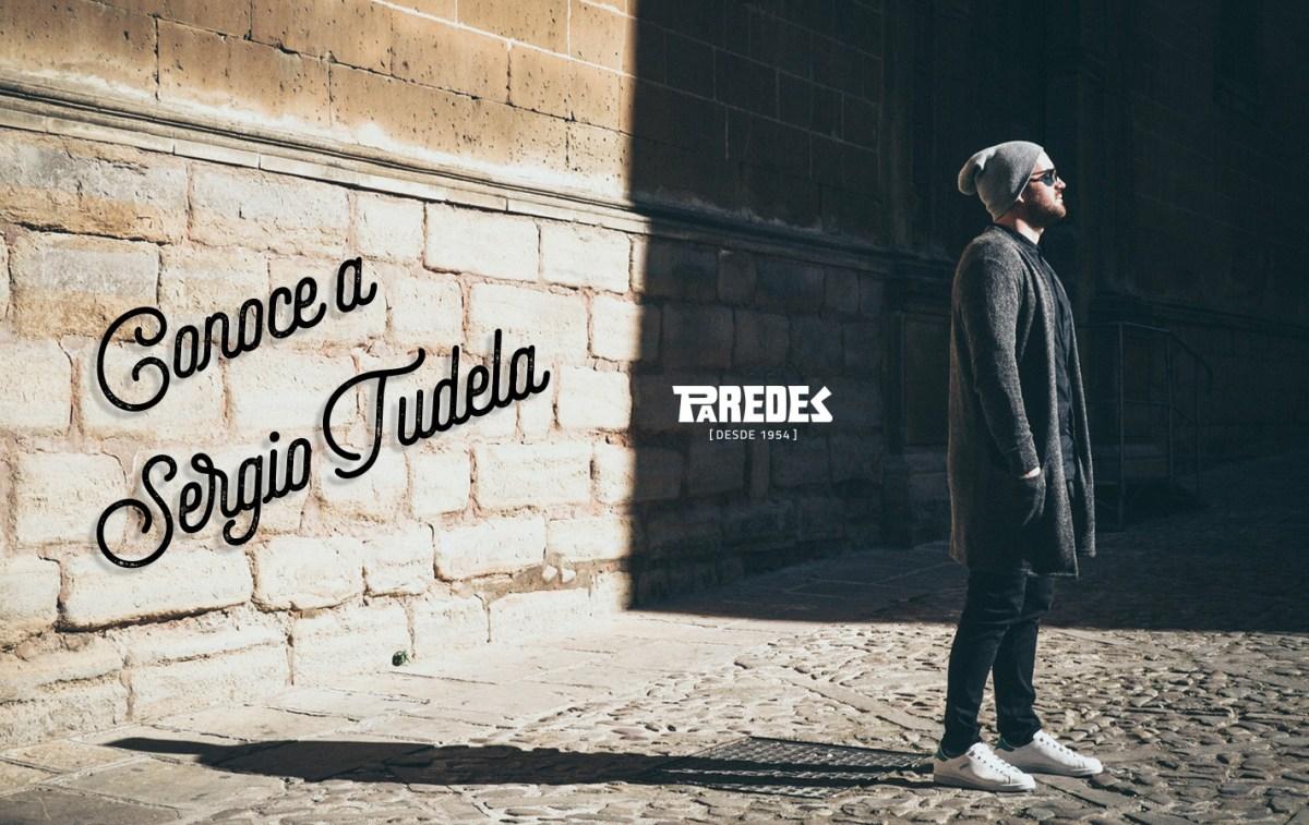 Conoce al cantante Sergio Tudela con Paredes