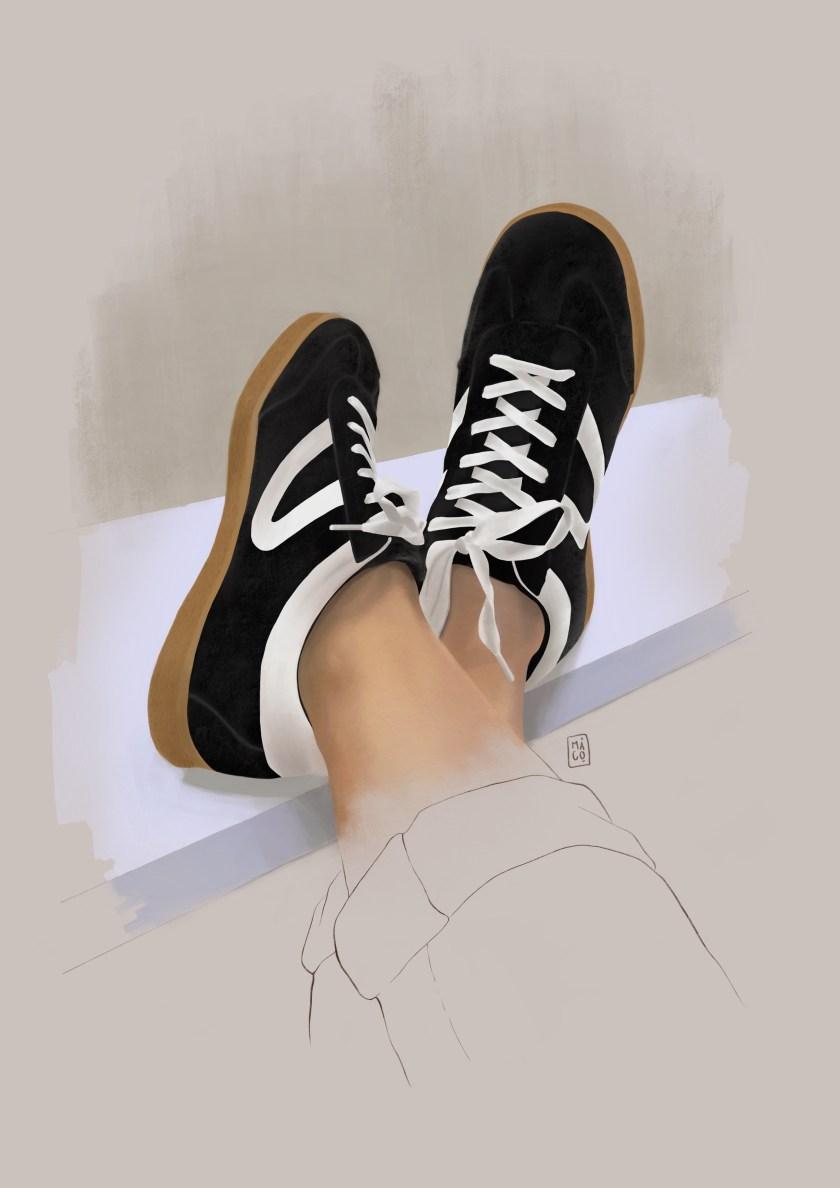 Maria Costero ilustracion Colaboracion Blog Paredes