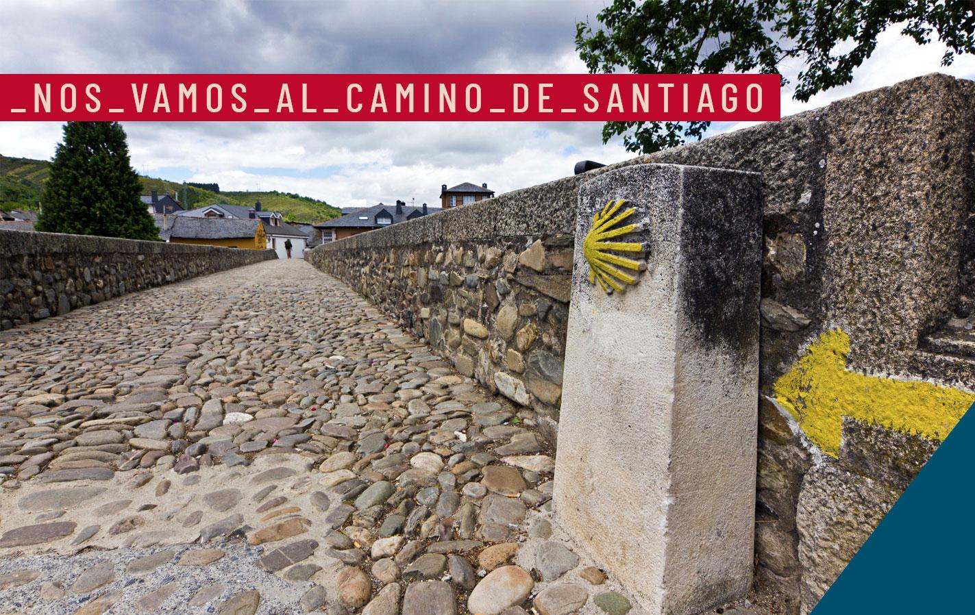 d8b0862796 Calzado recomendado para el Camino de Santiago