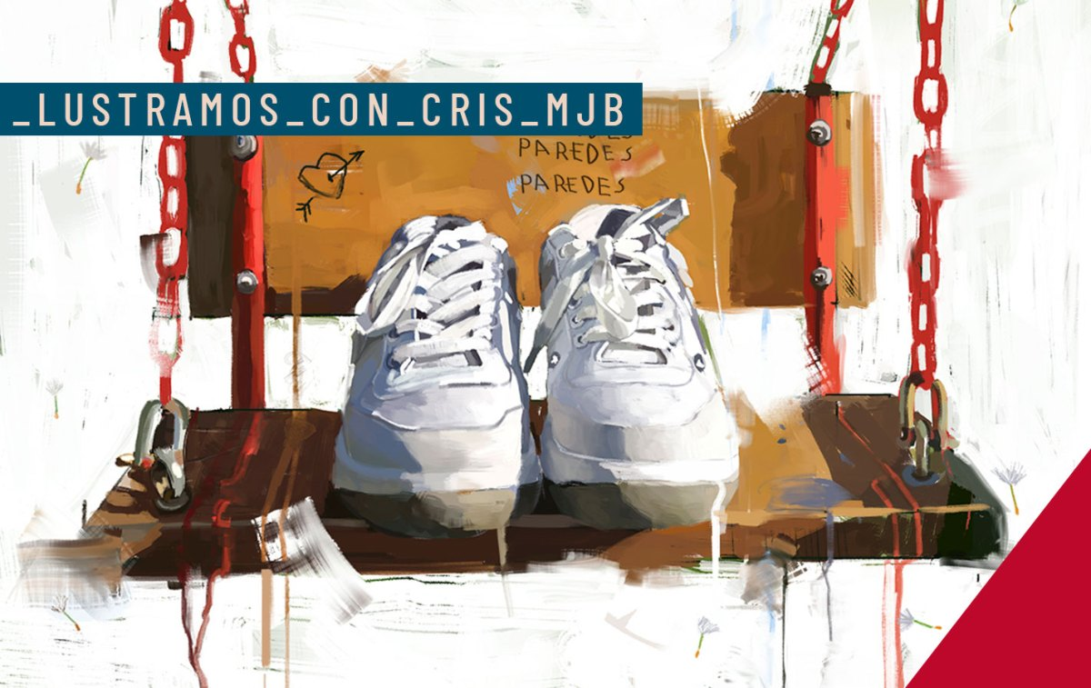Paredes con la Ilustración española: Conoce a Cris Manjabacas