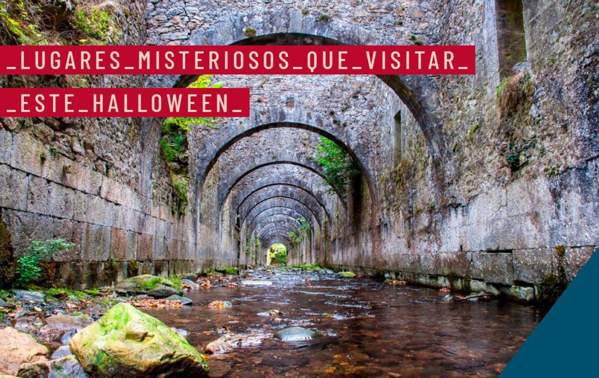 Lugares terroríficos que visitar este Halloween en España