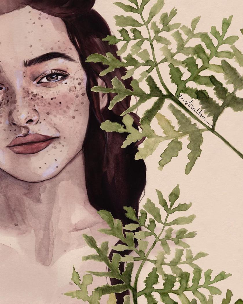 ilustracion alba saenz blog de paredes