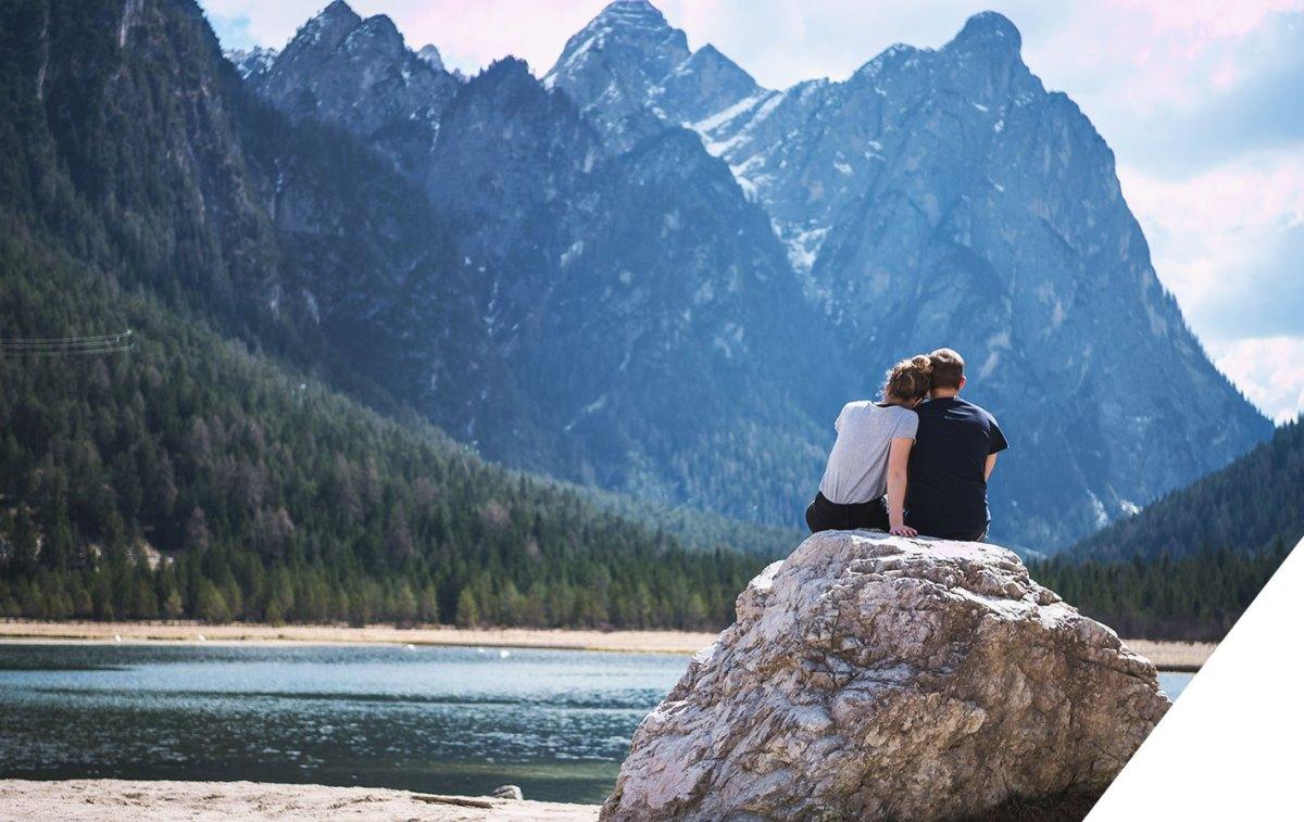 El amor mueve montañas en San Valentín y siempre