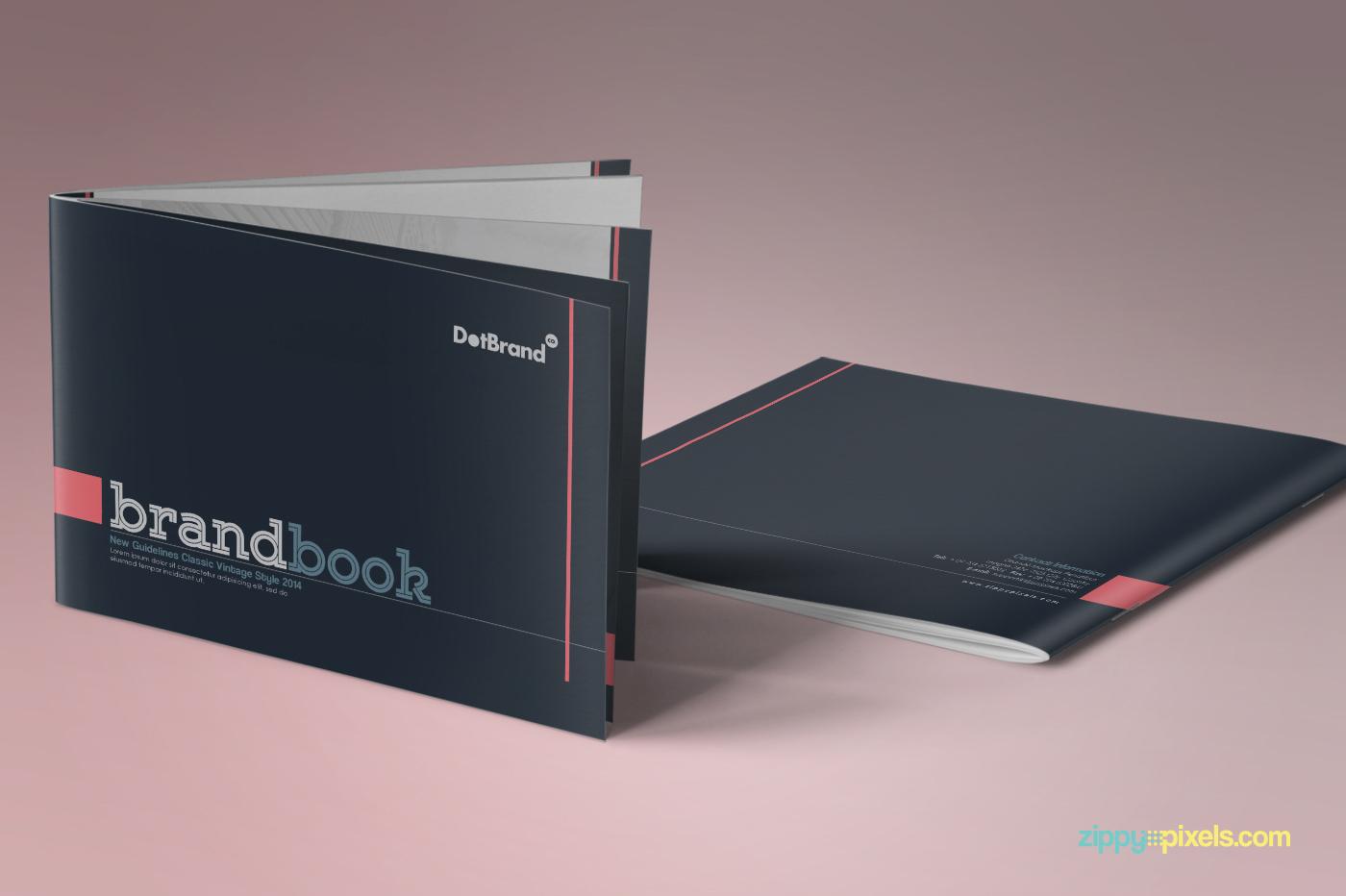 Un diseño de brand book que deben tener las empresas - Ideakreativa