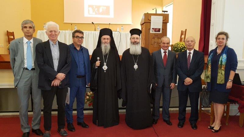 Αποτέλεσμα εικόνας για Α' Θεολογικό Συνέδριο, πού εἶχε τίτλο Θεολογία καί Ποιμαντική.