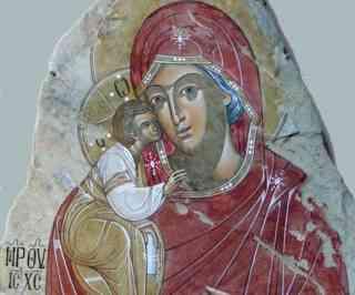 Μιά σύγχρονη μαρτυρία - Η Παναγία στήν εντατική!