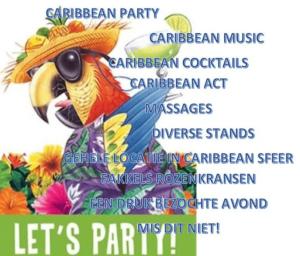 parenclub monique caribbean party