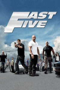 "Poster for the movie ""Fast Five"""