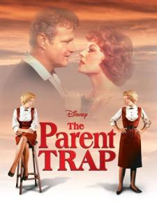 """Poster for the movie """"The Parent Trap"""""""