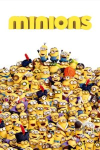 "Poster for the movie ""Minions"""
