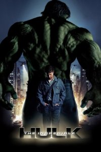 "Poster for the movie ""The Incredible Hulk"""