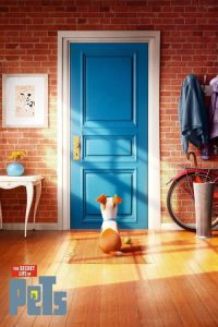 """Poster for the movie """"The Secret Life of Pets"""""""