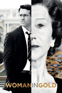 """Poster for the movie """"Woman in Gold"""""""