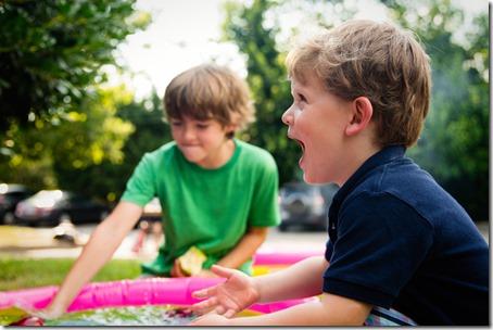 Les enfants dans la famille recomposée? (Photo de Ashton Bingham)