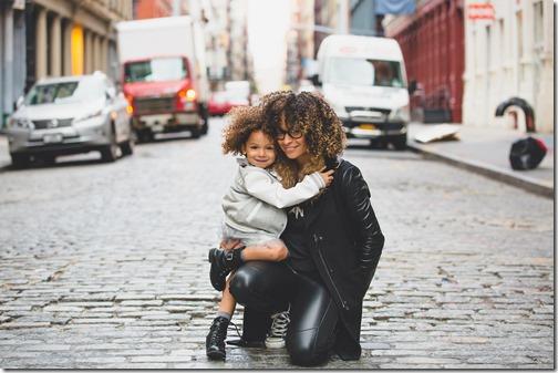 La relation Parent-Enfant (photo de London Scout)