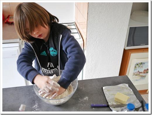 La recette pour enfant la plus simple du monde on a dit ;)