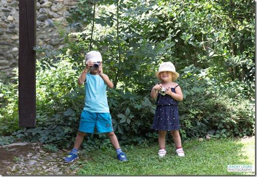 Blog photo d'enfant : Partager sa passion