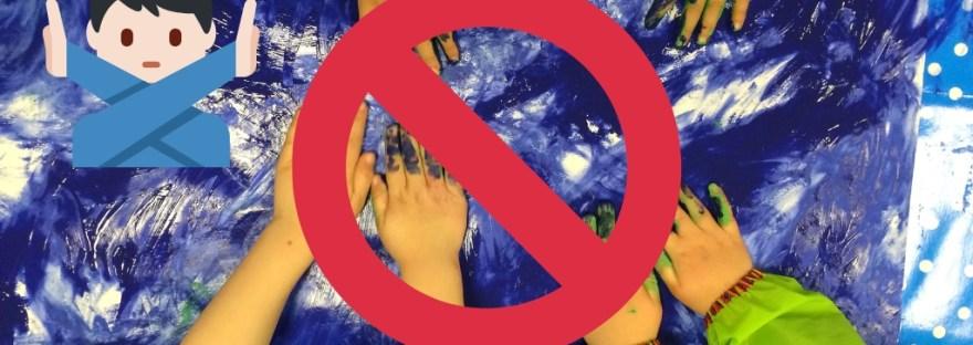Cover - Mon enfant ne cesse de faire ce qui est interdit