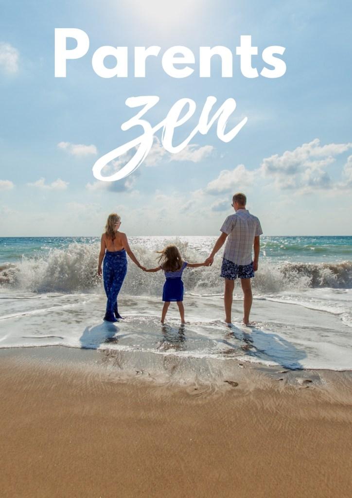 """Le programme """"Parents Zen"""" est disponible le 5 mars à partir de 11h"""