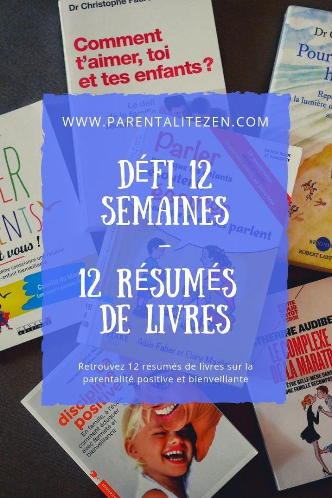defi-12-semaines-12-livres-de-parentalité-pinterest