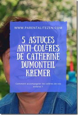 6 Astuces Anti-Colères Catherine Dumonteil-Kremer - Pinterest