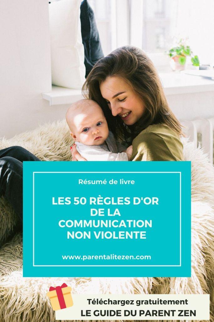 CNV - 50 règles de la Communication Non Violente - Pinterest