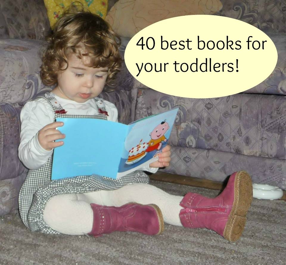 55 Best Books for Toddlers - Recommended by Reddit Parents