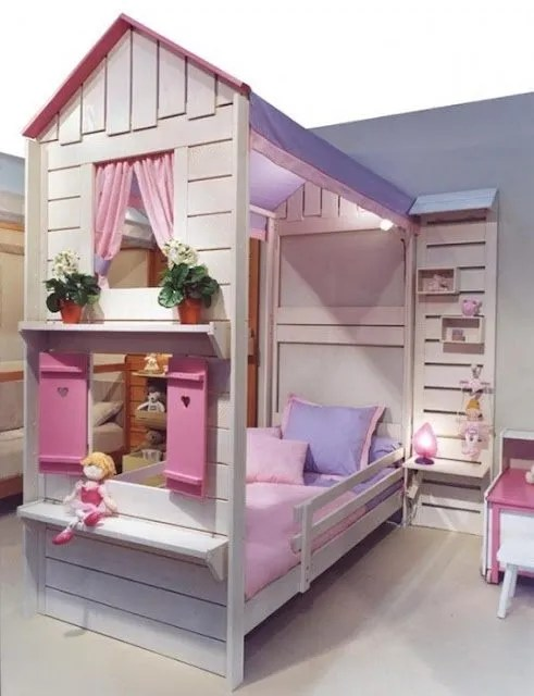 Ultimate Girly Bed