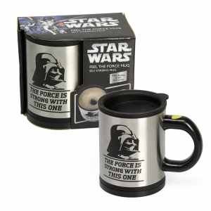 Star Wars Darth Vader Self Stirring and Spinning Mug