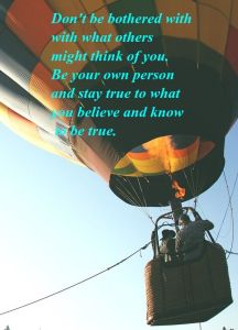 Others Thinking Quote