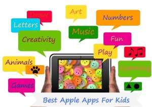 best apple apps for kids