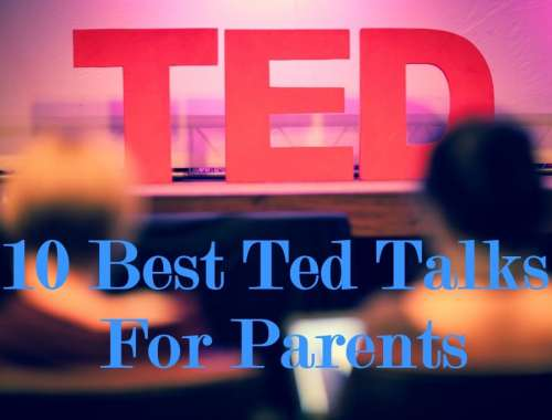 10 Best Ted Talks For Parents