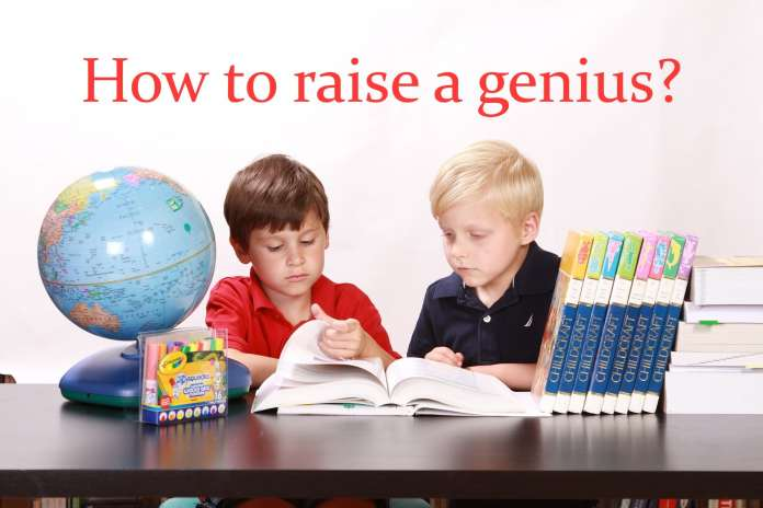 raise a genius