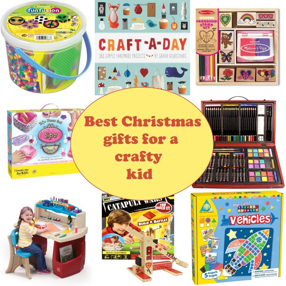 if you have a crafty kid then you have plenty of possibilities to buy him or her an amazing christmas gift here are some of our favorite things that we