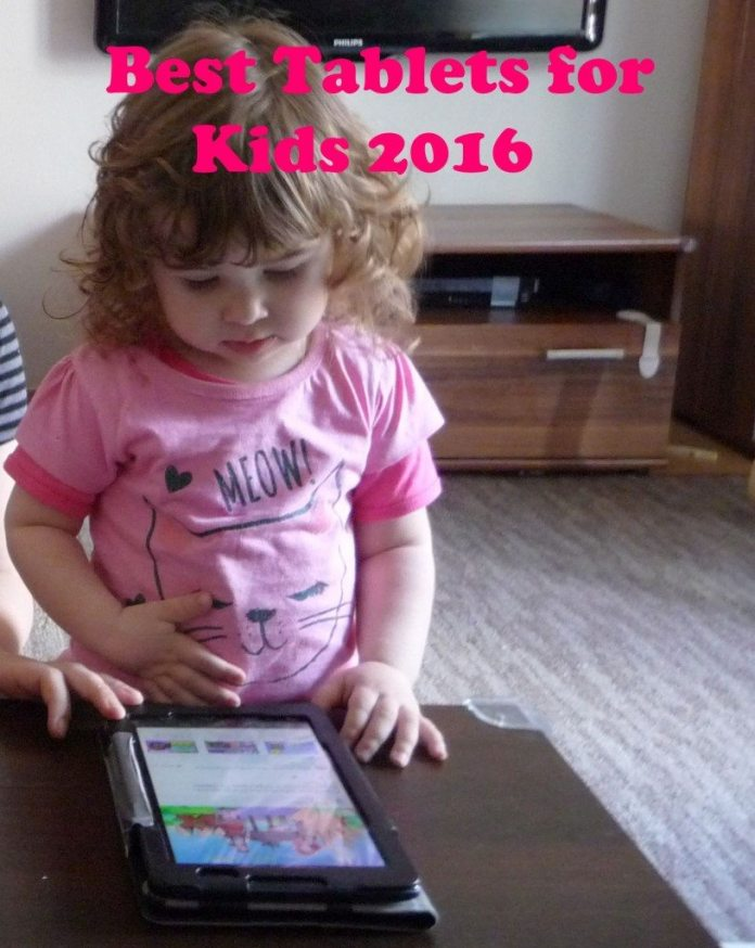 Best Tablets for Kids 2016