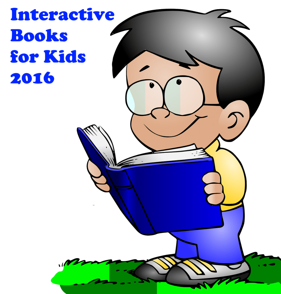 Interactive Books for Kids 2016