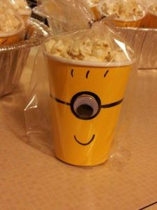 Despicable me party gifts