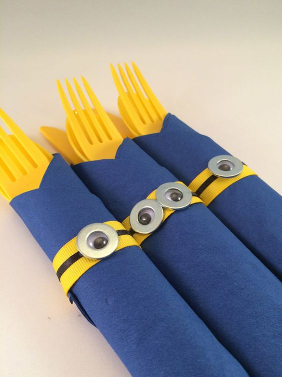 minions 3rd birthday party
