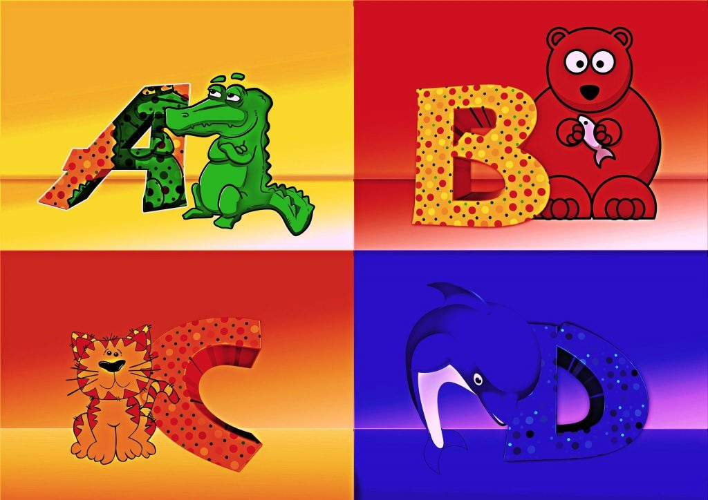 fun ways to teach kids abc's