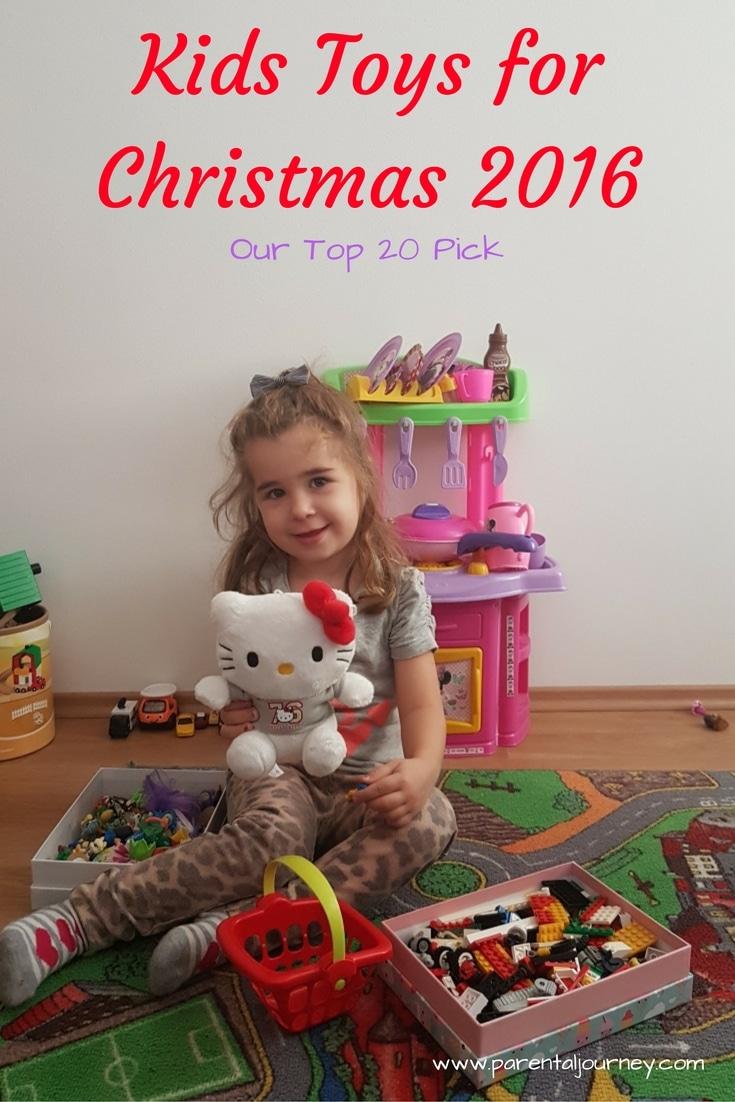 Kids Toys for Christmas 2016