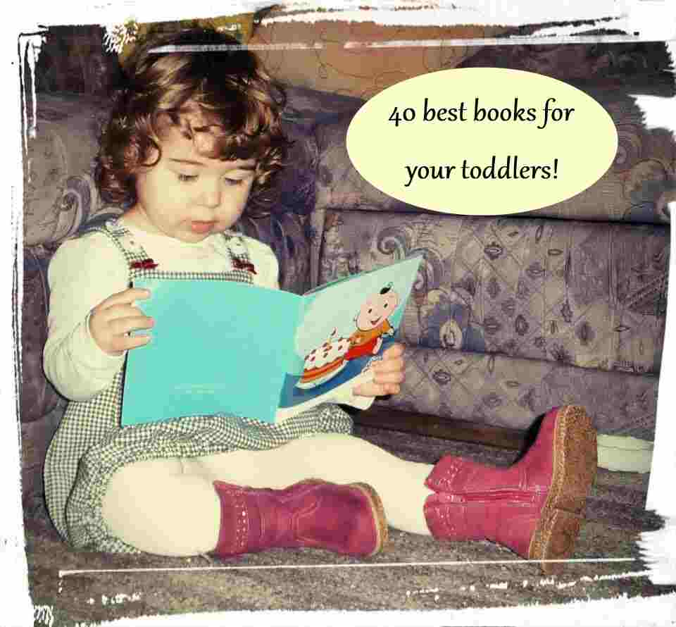 40 Best Books For Toddlers Recommended By Reddit Parents