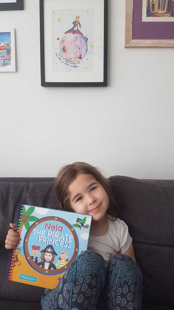 personalized books for children