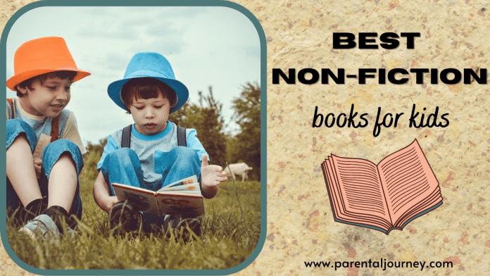 Best Nonfiction Books For Kids