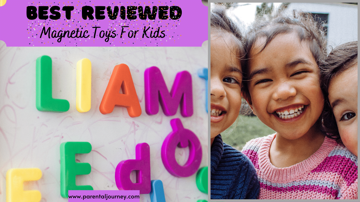 best reviewed magnetic toys for kids