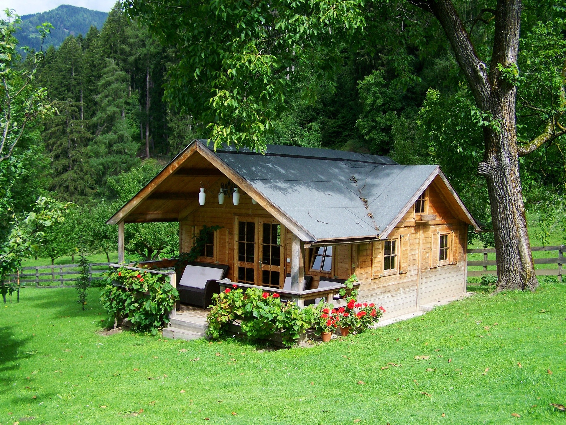 when to build a tiny house