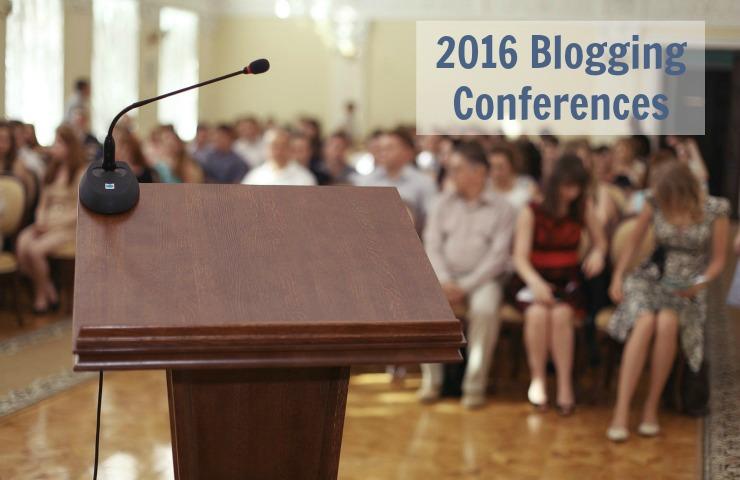 Blogging conference 2016